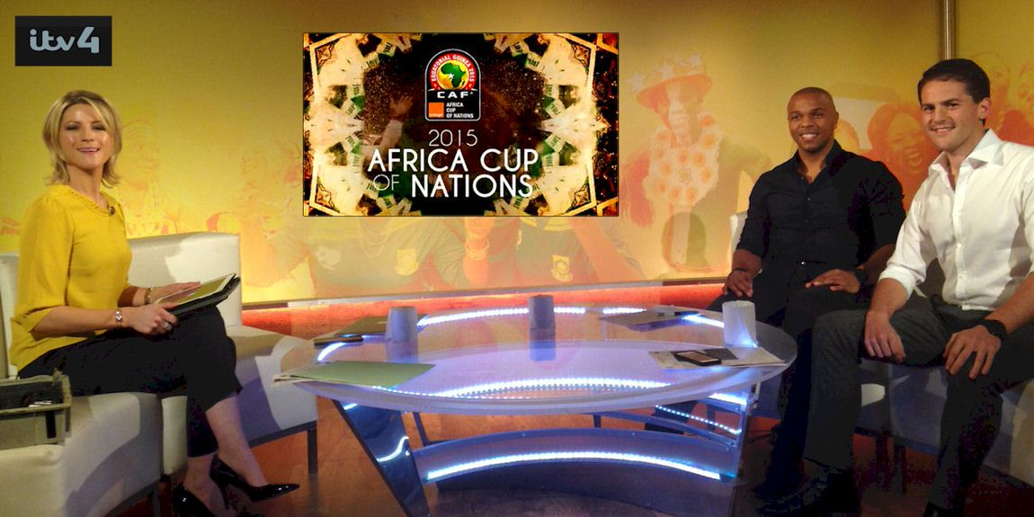 AFCON Coverage on ITV4