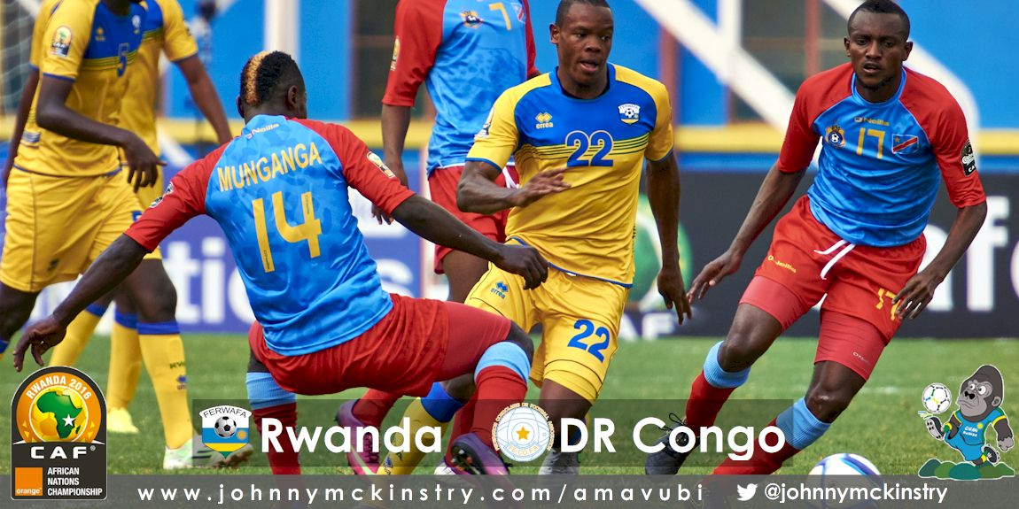 CHAN 2016: Rwanda exit at Quarter-Final stage.