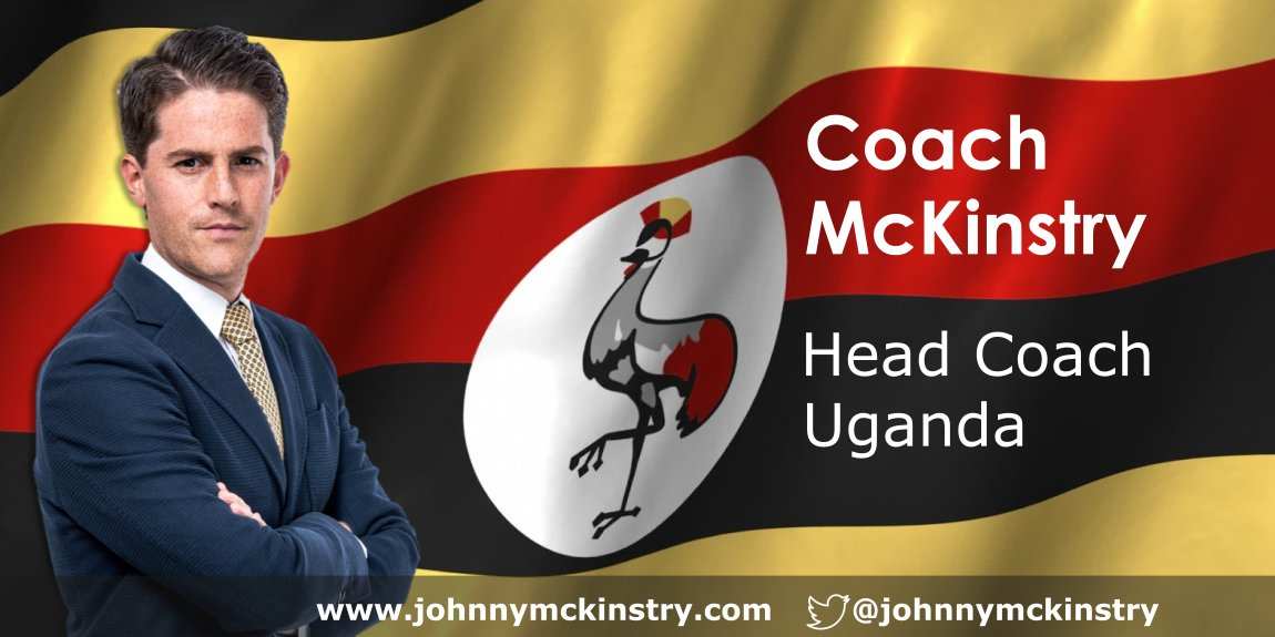 Coach McKinstry named Head Coach of Uganda 'Cranes' National Team